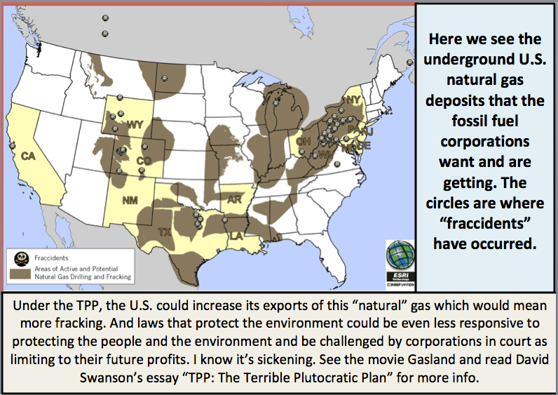 US Grass Roots Investigative Journalism Links To Articles And - Map of fracking in us