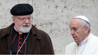 Pope Francis, Cardinal Sean O'Malley