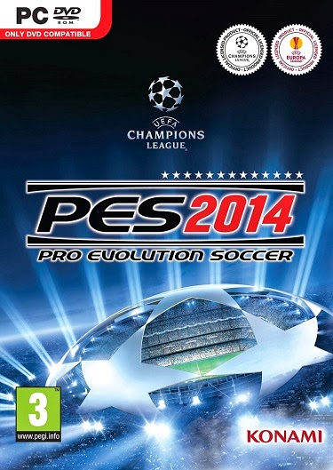 Pro Evolution Soccer 2014 Rip 2.64Gb Full