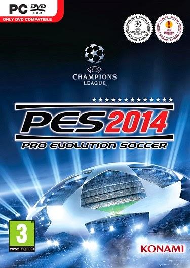 Pro Evolution Soccer 2014 Türkçe Full Tek Link