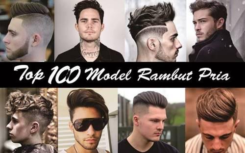 100 Model Rambut Pendek Pria Terpopuler Rekomendasi Barber Shop Ternama