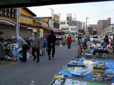 松戸南部市場フリマ