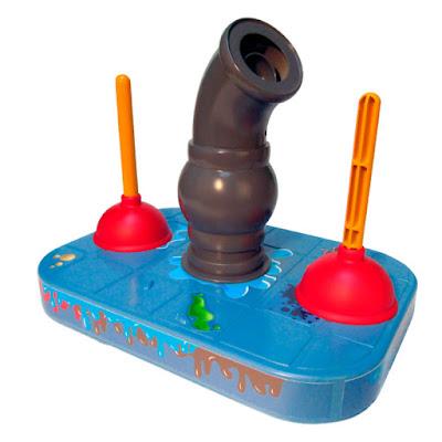 ¡Desatasco! - Juego de Mesa Producto Oficial 2019 | IMC Toys 97049 | Jugadores: 2 | A partir de 6 años COMPRAR ESTE JUGUETE