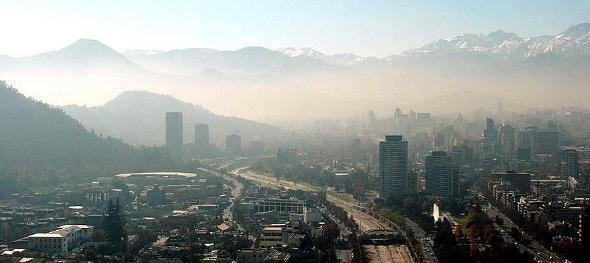 contaminacion ambiental en venezuela