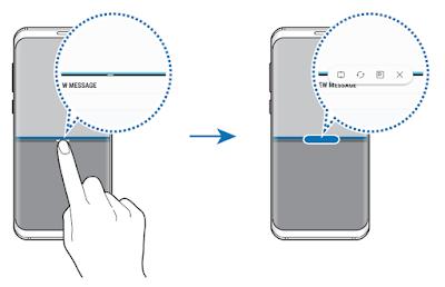 Galaxy S8 Multi Window