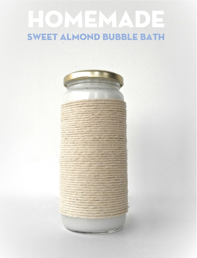 Kitchen Products To Put Into Your Bubble Bath