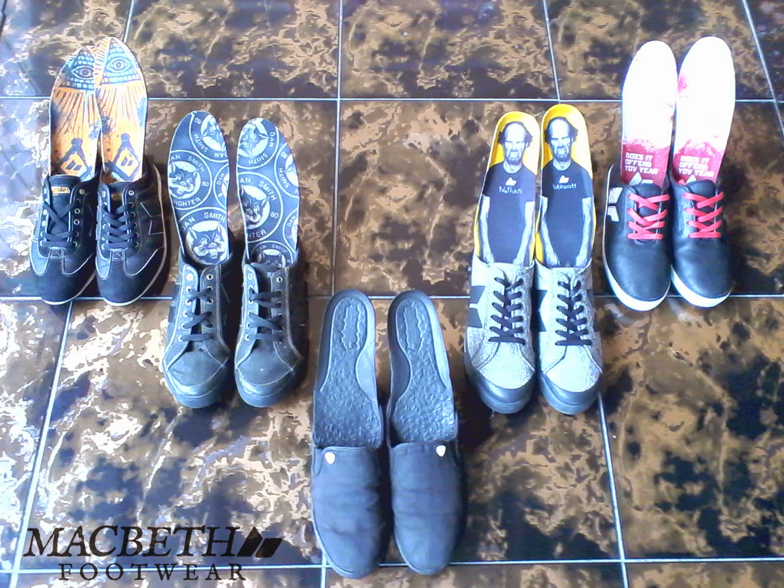 Macbeth Shoes Indonesia Store
