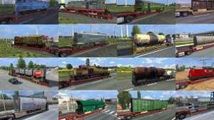 Addons for the Trailers and Cargo Packs
