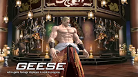 Geese Howard per The King OF Fighters XIV