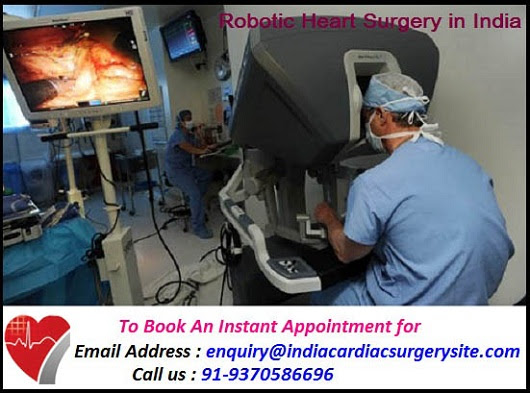 Top robotic surgery hospitals india prove a magical wand to the global patients