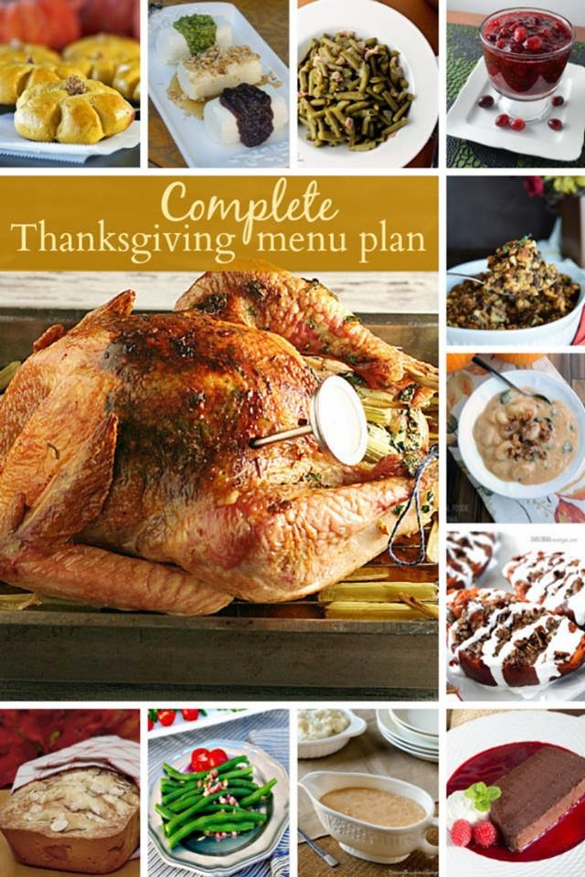 12 Amazing Thanksgiving Recipes from appetizers to desserts ♥ Renee's Kitchen Adventures
