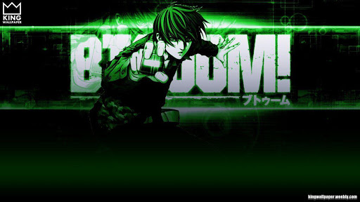 Review Anime Btooom!