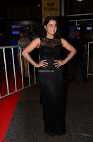 Wamiqa Gabbi in a sleeveless Black Designer Transparent Gown at 64th Jio Filmfare Awards South ~  Exclusive 021.JPG
