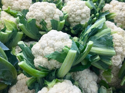 Cauliflower, Cruciferous Vegetable