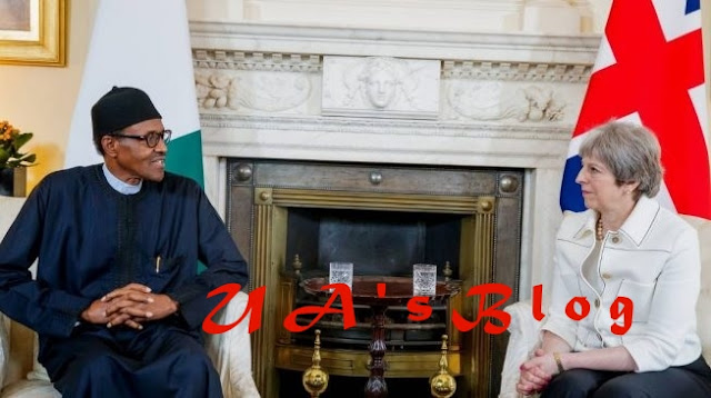 Allow homosexuality in your country – Theresa May tells Buhari, others
