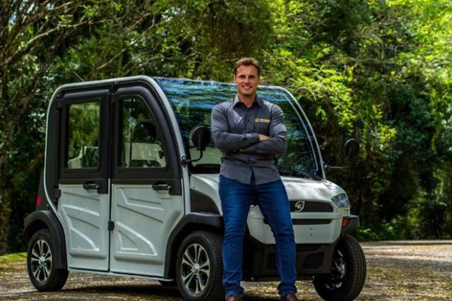 carros elétricos com preço de 'popular'