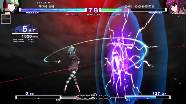 UNDER NIGHT IN-BIRTH Exe:Late[st] PC Full