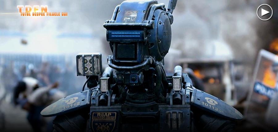 Sharlto Copley joacă rolul lui Chappie în următorul film al regizorului Neill Blomkamp