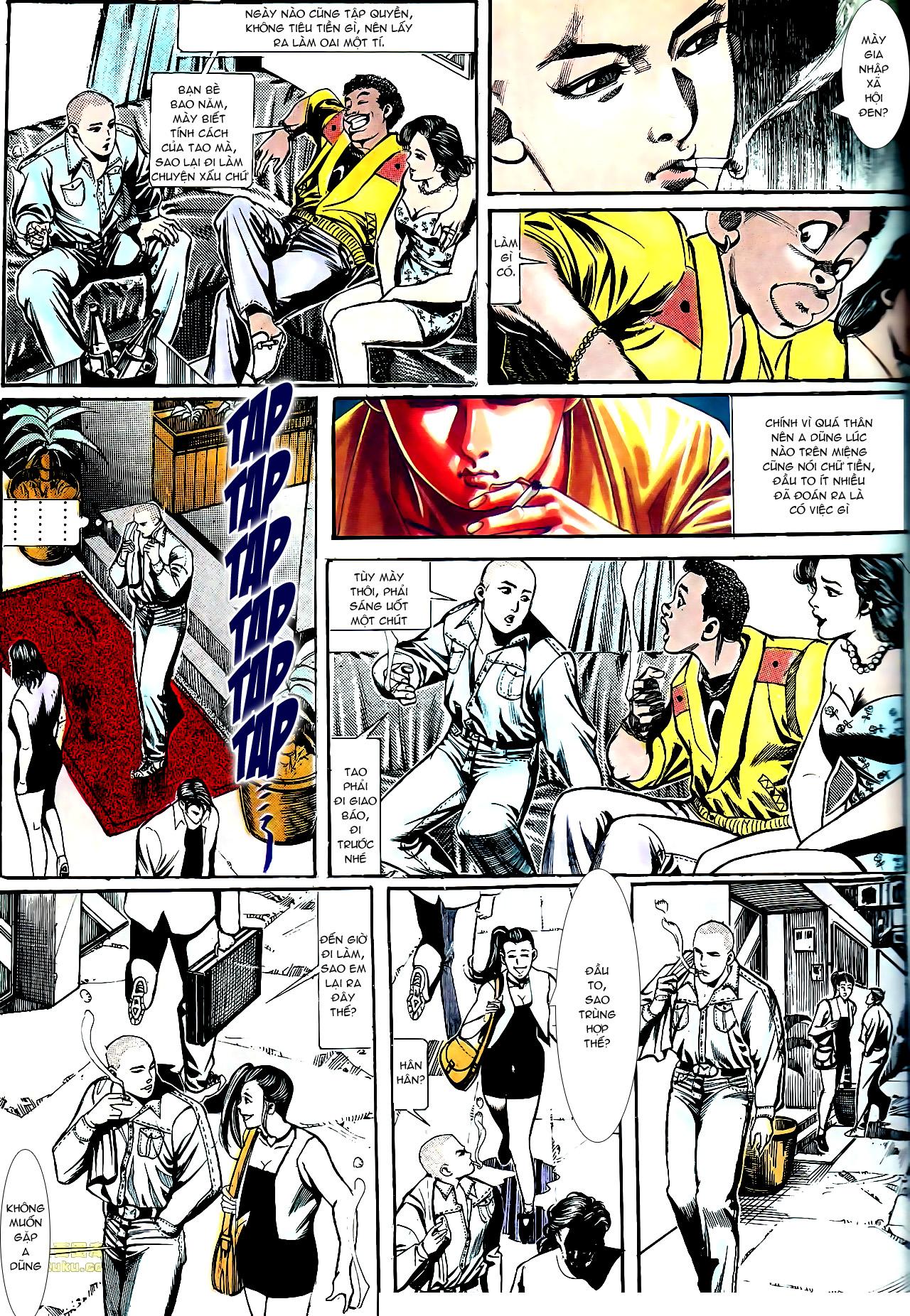 Người Trong Giang Hồ chapter 154: nam đẹp trai trang 24