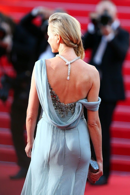 Naomi Watts in Marchesa – 'How To Train Your Dragon 2′ Cannes Film Festival Premiere