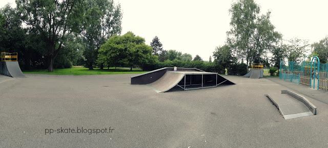 skatepark saint amand