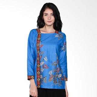 Gambar Baju Batik Etnik Modern Terbaru