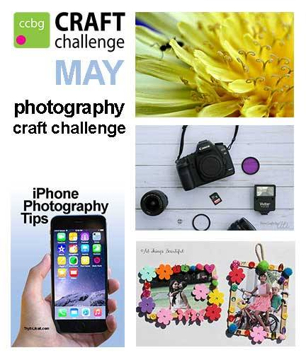 Creative Crafts Bloggers Group may Challenge Photography