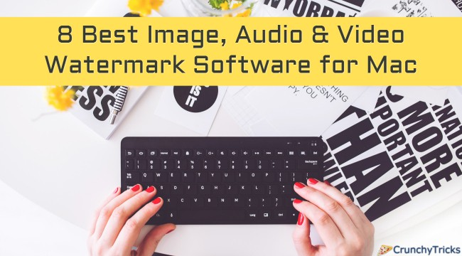 Watermark Software for Mac