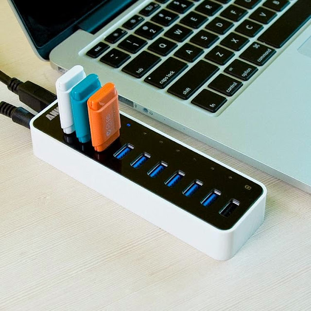 Awesome USB Hubs and Coolest USB Hub Designs (12) 6