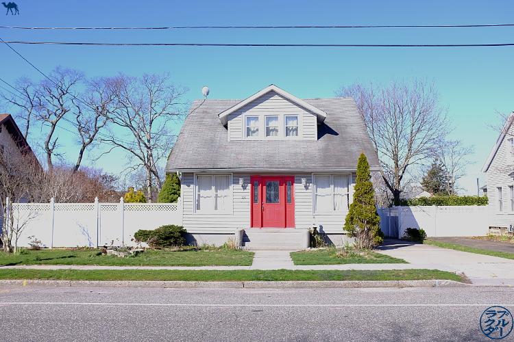 Le Chameau Bleu -  Week End à Long Island dans le Village de Patchogue - Maison de Patchogue
