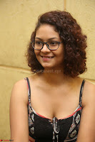 Actress Aditi Myakal Looks gorgeous in Sleeveless Deep Neck Top at Ami Tumi success meet ~  Exclusive 097.JPG