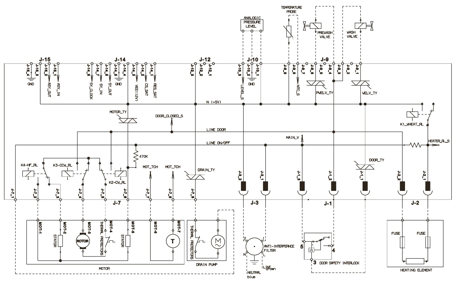 Awesome Electrolux Schematics Wiring Diagram Tutorial Wiring Digital Resources Tziciprontobusorg
