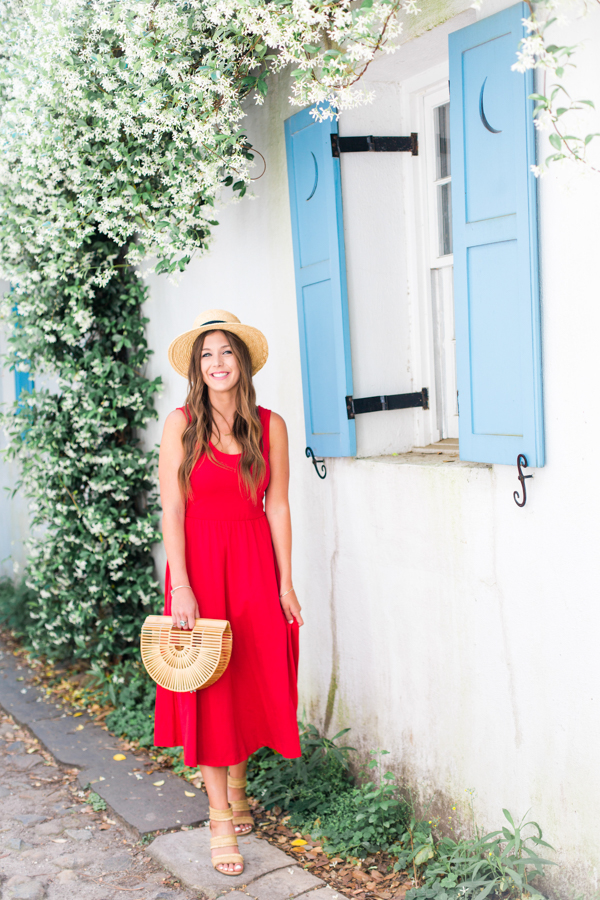 Red Midi Dress | 3 Reasons To Wear Midi Dresses This Summer