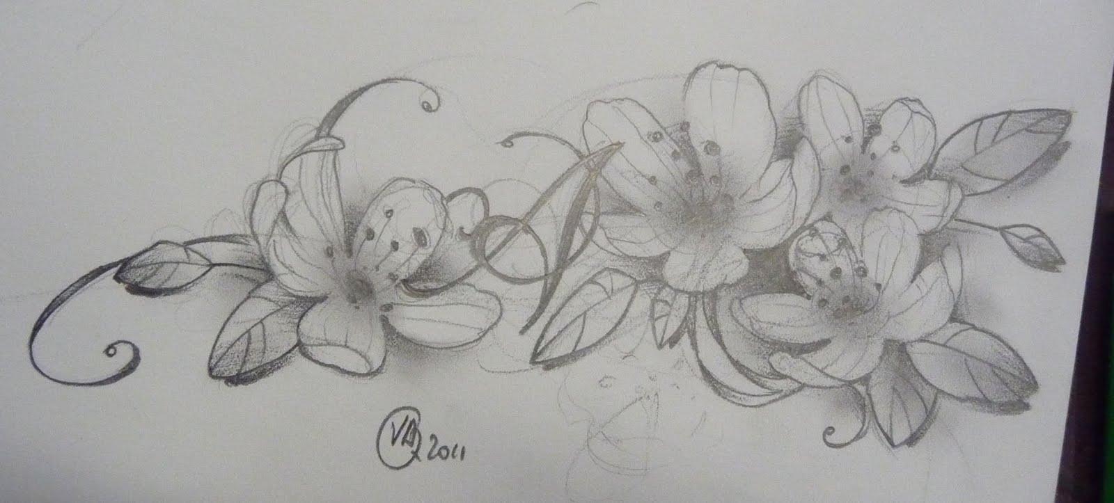 une orchidee titre orchidee date 07 02 2010 voici un dessin z l fr 39 o 39 blog. Black Bedroom Furniture Sets. Home Design Ideas