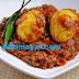 முட்டை சாசேஜ் ரோஸ்ட் செய்முறை | Egg Sauce Roast Recipe !