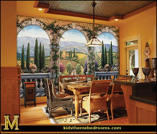 Tuscan Bedroom Decor Tuscan Style Furniture Comfortable Project On ...