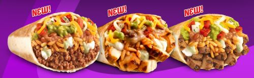 News: Taco Bell - New XXL Grilled Stuft Burrito | Brand Eating