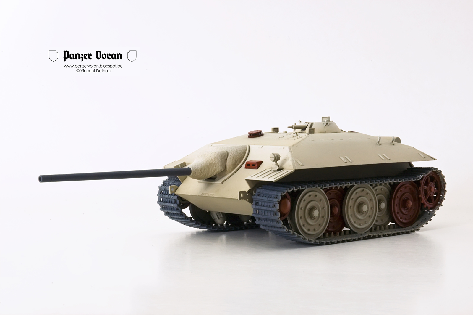 Panzer Voran: 2016