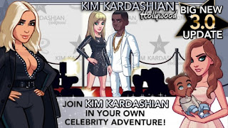 Kim Kardashian Hollywood Unlimited Money And Stars