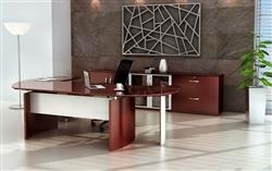Napoli Desk Configuration
