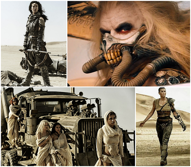 mad max costume designer