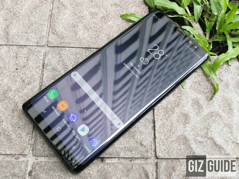 Samsung Galaxy Note 8 Will Be Available In PH For PHP 49990