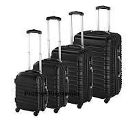 Logo Vinci gratis un set composto da 4 valigie
