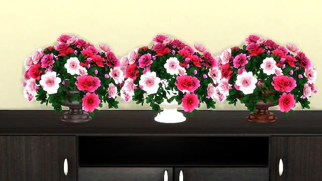 sims 4 cc dining room set