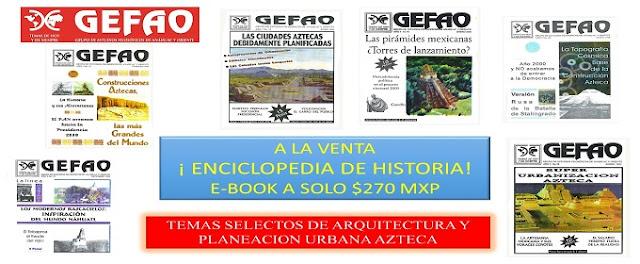 Enciclopedia Historica de Mexico Revista GEFAO