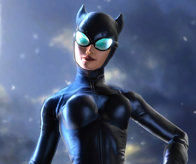 Catwoman Game Online
