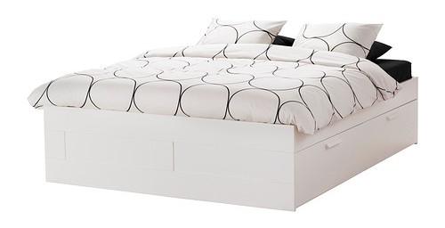 ikea låda under sängen