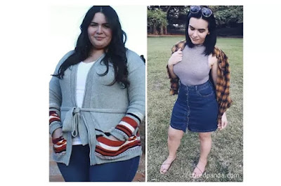 Transformation of 5 Obesity Women Success in This Diet Makes Amazed