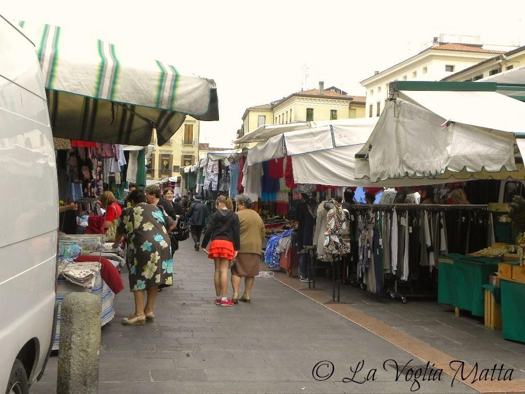 Padova Piazza delle erbe