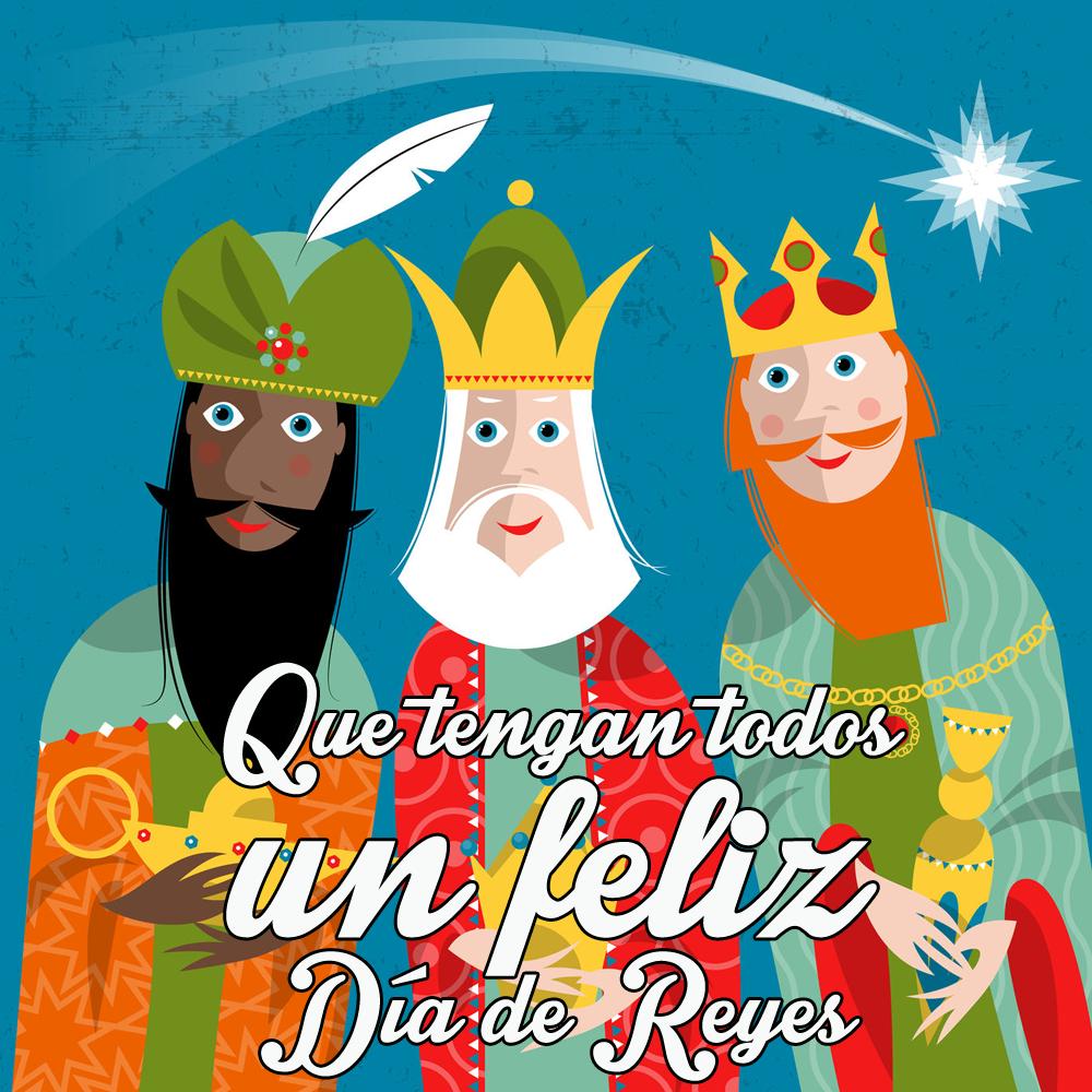 Banco de Imágenes: Feliz Día de Reyes - Happy Epiphany - The Wise Man